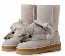 廣州女鞋批發中高檔真皮女鞋