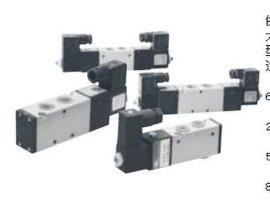华通气动 3KD-L系列 管接式电控换向阀