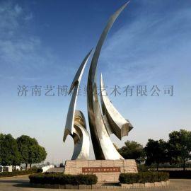 合肥不锈钢雕塑厂家专业设计制作校园雕塑