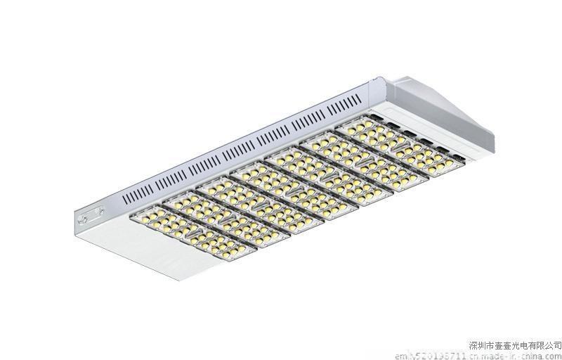 210W LED路灯 LED不可调模组路灯外壳 LED道路照明路灯 七模组