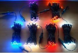 Led彩灯圣诞节装饰灯 户外防水