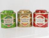 正方茶葉罐 馬口鐵罐 精緻鐵罐