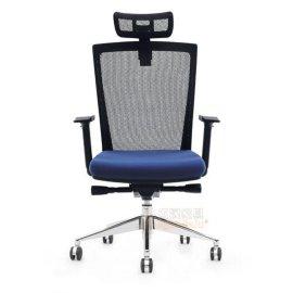 现代时尚办公椅,网布大班椅批发价格