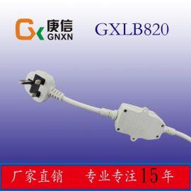厂家直销 英式漏电保护电源线 CE认证 上海  外贸** 带保险