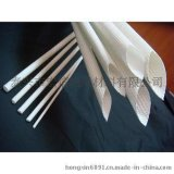 供应玻璃纤维管 硅树脂玻纤管 黑色 白色 规格齐全