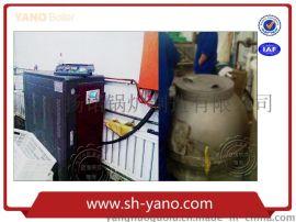 屠宰场、家畜脱毛热水供应 加温热水用50KW电蒸汽锅炉 全自动电蒸汽发生器