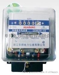 DD862M系列脉冲电能表