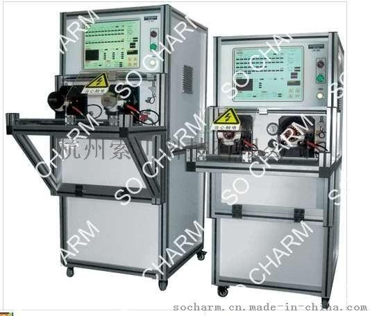 智能型电机转子综合测试台