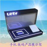 東莞亞克力手機展示架 數碼產品展示架 有機玻璃陳列展示架定做