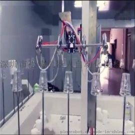 水杯自动喷漆机/喷涂机/环形喷漆机/往复机/涂装设备
