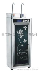 卫水宝不锈钢两温节能饮水机,厦门工厂企业饮水机