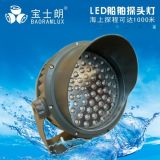 LED探照燈_LED船舶探照燈_1公裏探照燈