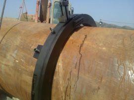 外卡式管道切割坡口机切割管径25-89毫米