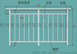 广东专业承接不锈钢栏杆、铸铁栏杆、铸造石栏杆、水泥栏杆、组合式栏杆、玻璃栏杆等工程
