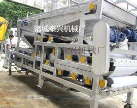 泰兴牌工业污水处理设备用带式压滤机