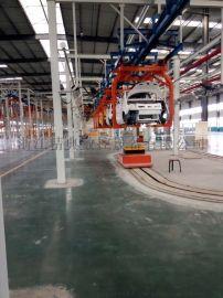 新能源汽车自动化生产线电动四轮装配流水线