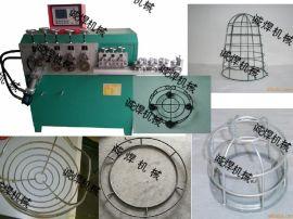苏州诚焊高精度打圈机 2-12MM钢筋凳圆凳卷圈机