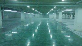 彩色渗透硬化地坪,固化耐磨地坪施工