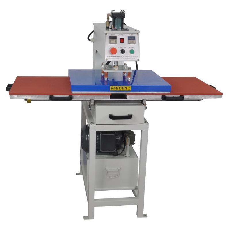 双工位液压烫画机/全自动烫画机