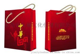 广州购物手提袋设计印刷