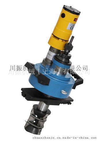 上海川振机械CZ系列内涨式管道坡口机CZ252型有效加工管子Φ80-φ240