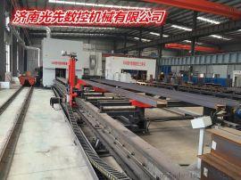 H型钢柔性生产线型钢生产线