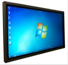 鸿合HD-I757UE电子白板触摸屏一体机75寸交互电子白板