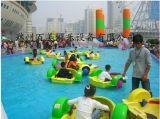 儿童水上手摇船玩具