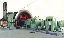 JK單繩纏繞式礦井提升機
