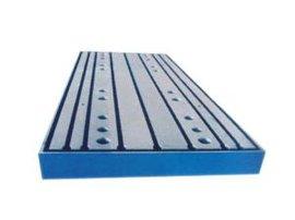 T型槽平板 铸铁T型槽平台 铸铁检验平板 划线平台 划线平板