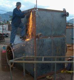 热管式冷凝器