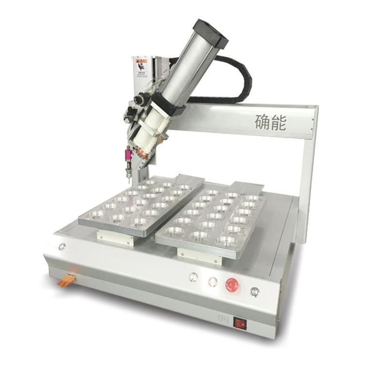 ab胶点胶机全自动点胶机双组份点胶机深圳厂家定制