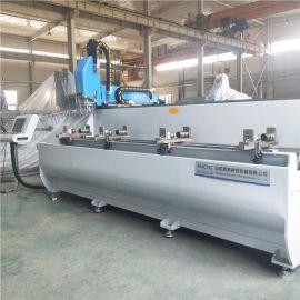 数控铝型材数控钻銑床铝型材三軸數控加工中心