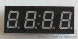 廠家直銷4位數碼管 0.4英寸四位LED數碼管 時鐘數碼屏