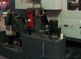 数控机床内冷系统排屑过滤装置