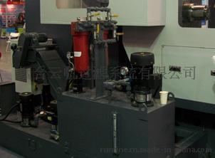 數控機牀內冷系統排屑過濾裝置