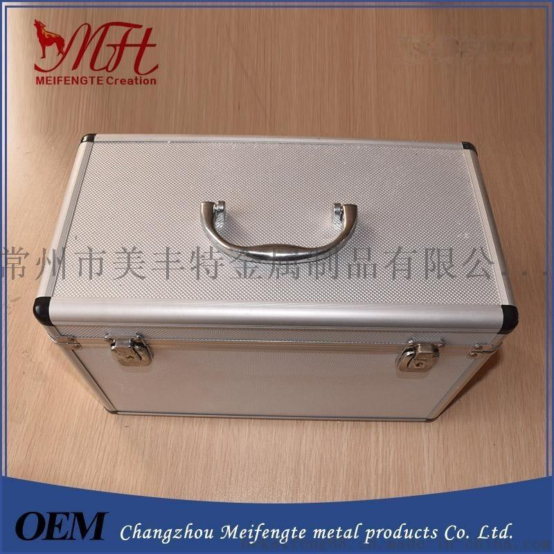 多规格铝箱工具箱、厂家供应铝合金金属箱 定做铝合金箱