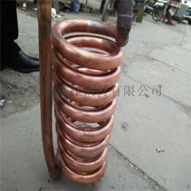 直销紫铜管 空心铜管加工折弯 波纹铜管品质好
