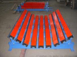 山西洗煤厂使用的带式输送机耐磨缓冲床