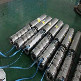 不锈钢潜水泵200QJ系列  精铸不锈钢深井泵