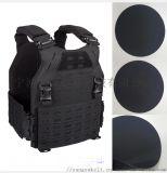 黑色海帕龙橡胶布Hypalon、战术背心材料