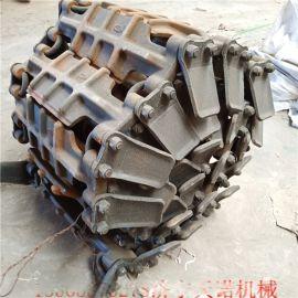 锻打防滑链 防滑保护链图片咨询济宁天诺机械