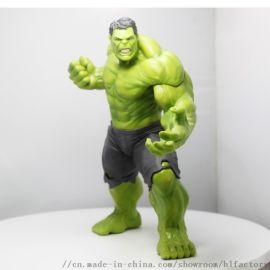 廠家定製 SHF 綠巨人 浩克 可動手辦玩具