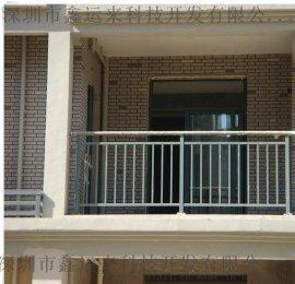 广东热镀锌阳台护栏生产厂家 惠州安防热镀锌护栏特点