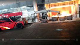 采购定制扒渣车 批发订造熔铝炉扒渣车出厂优惠价