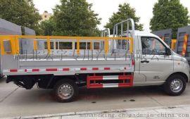 中汽力威牌HLW5071CTY5EQ型桶装垃圾运输车(东风EQ1070SJ3BDF底盘)厂家直销 品种齐全