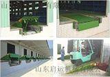 直銷 移動式液壓登車橋 電動液壓簡易大型貨梯升降機卸貨平臺10噸
