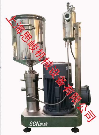 GRS2000/4低含量白炭黑高速分散机