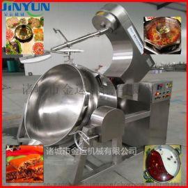 金运 300L电磁加热酱搅拌炒锅