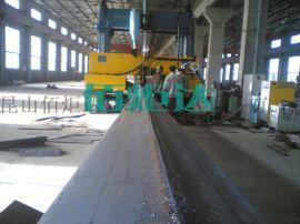 锥管 圆管 菱形管纵缝焊接  设备